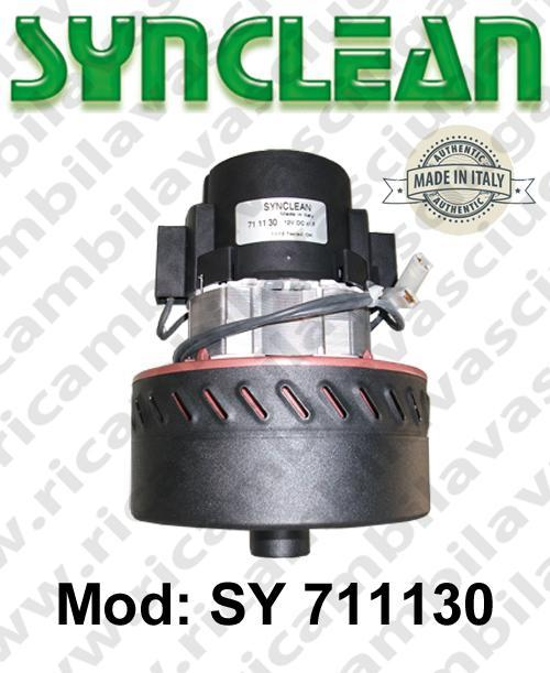 Vacuum motor SY  711130 SYNCLEAN for scrubber dryer