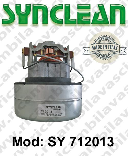 Vacuum motor SY  712013 SYNCLEAN for vacuum cleaner