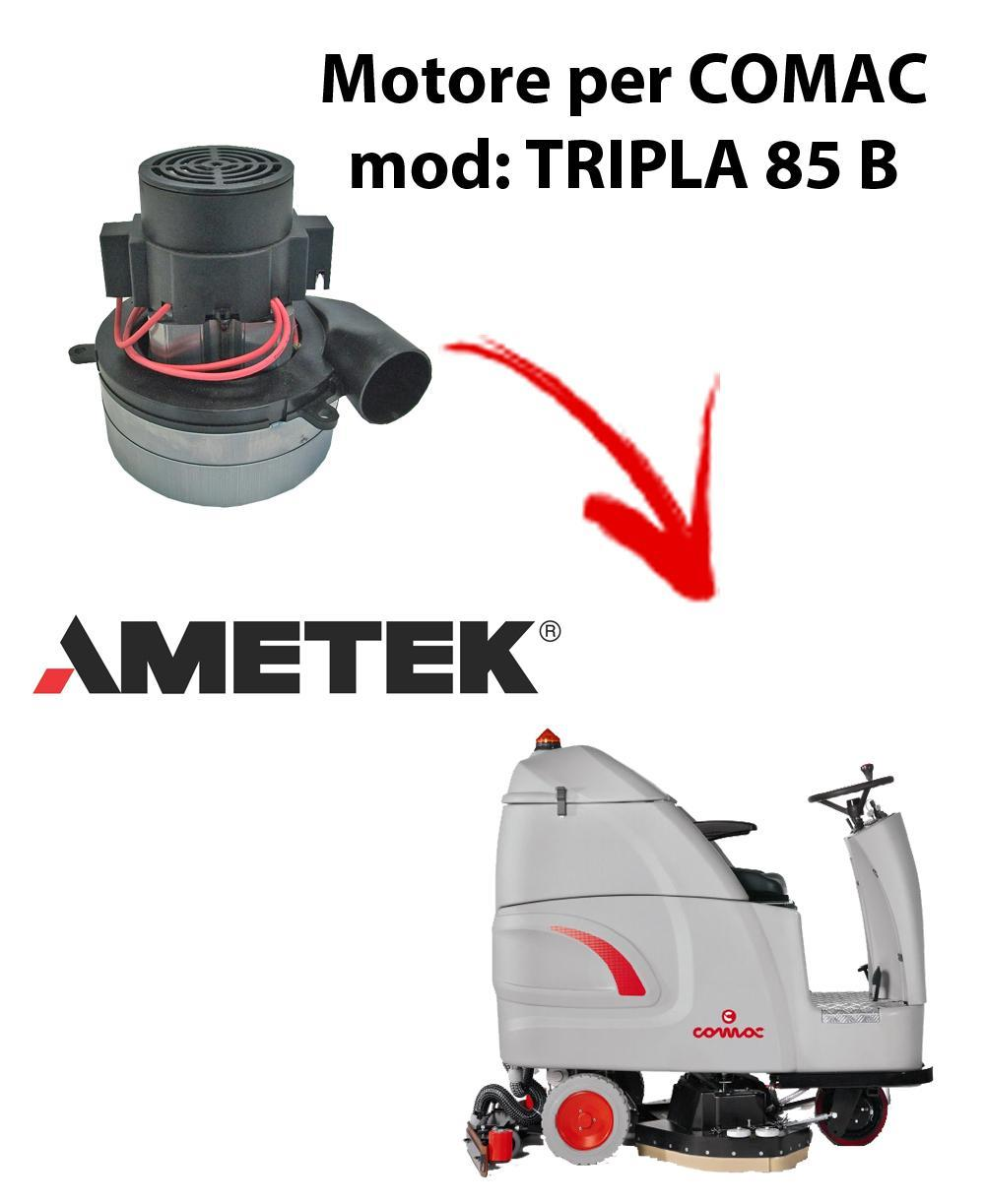 TRIPLA 85 B Vacuum motors AMETEK Italia for scrubber dryer Comac