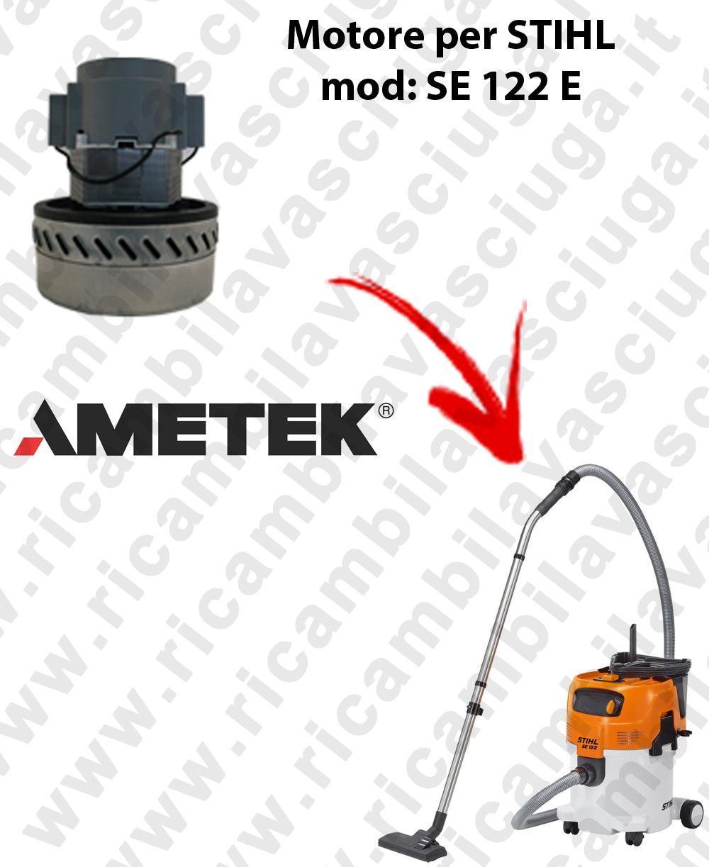 SE 122 E Ametek Vacuum Motor for vacuum cleaner STIHL