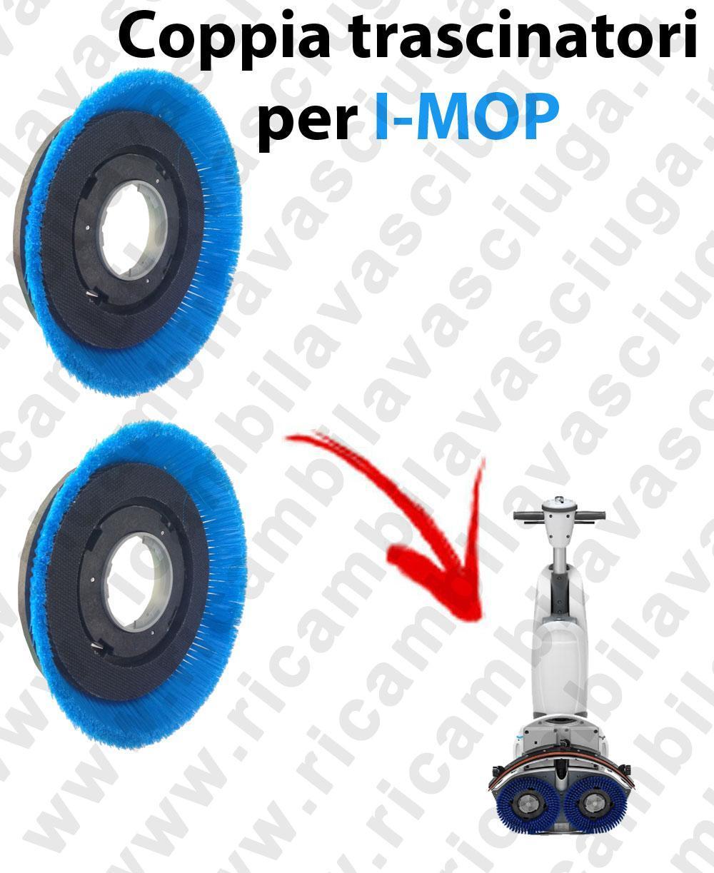 COPPIA TASCINATORI  for scrubber dryer I-MOP