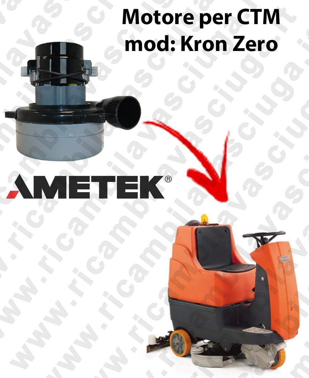 Kron Zero  LAMB AMETEK vacuum motor for scrubber dryer CTM