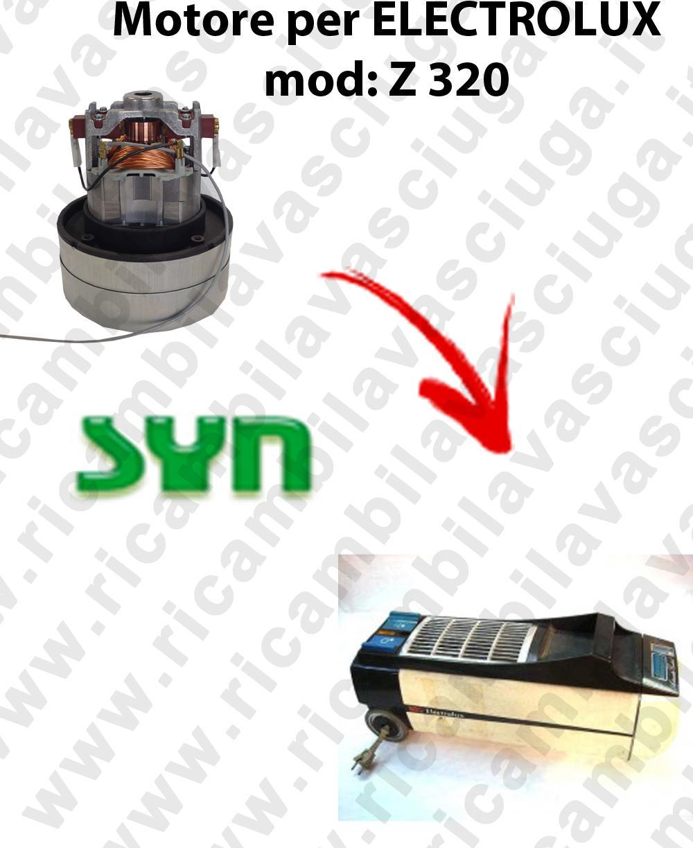Z 320 automatic SYNCLEAN VACUUM MOTOR for vacuum cleaner ELECTROLUX