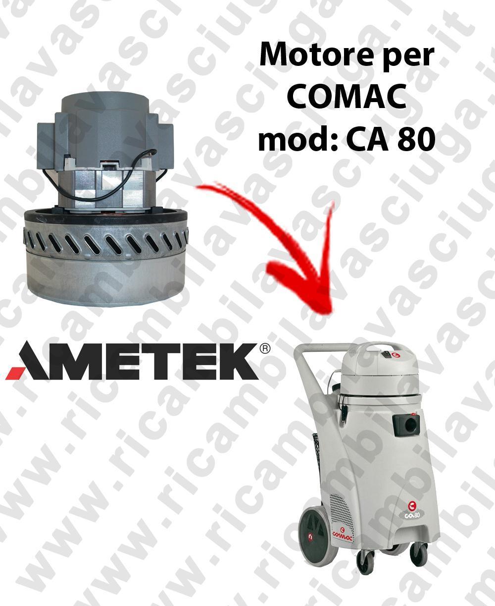 CA 80 AMETEK vacuum motor for wet and dry vacuum cleaner COMAC