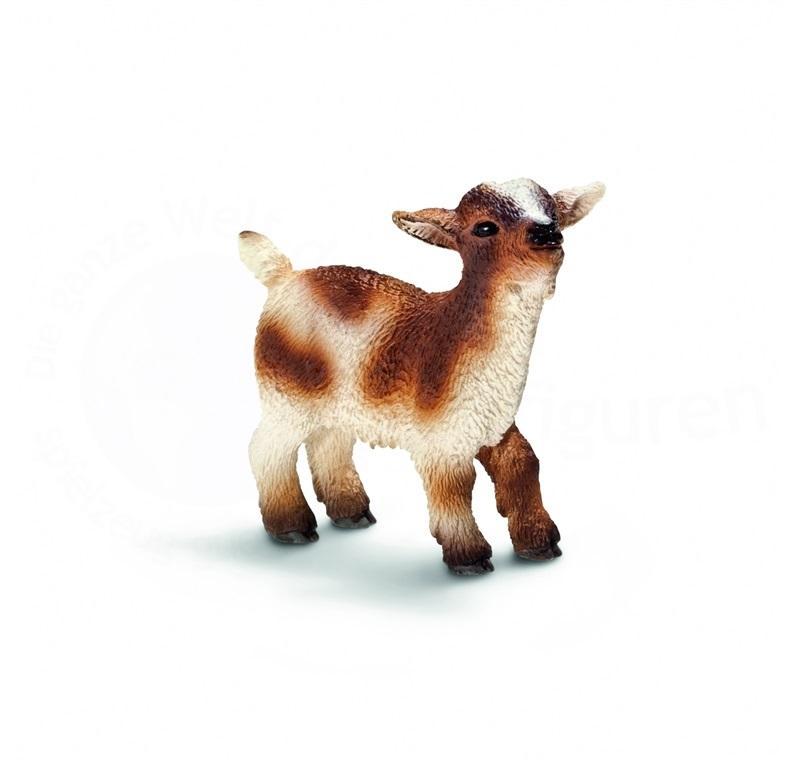 SCHLEICH FARM LIFE ANIMALI DELLA FATTORIA CAPRETTA NANA 13716