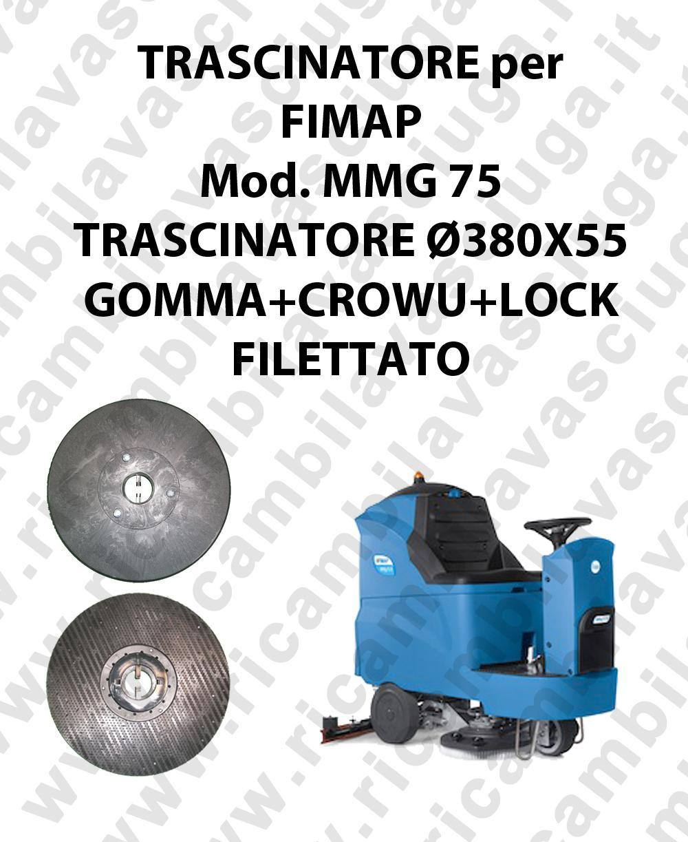 Padholder for scrubber dryer FIMAP model MMG 75
