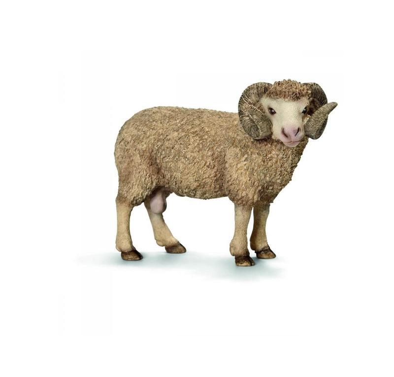 SCHLEICH FARM LIFE ANIMALI DELLA FATTORIA ARIETE 13726