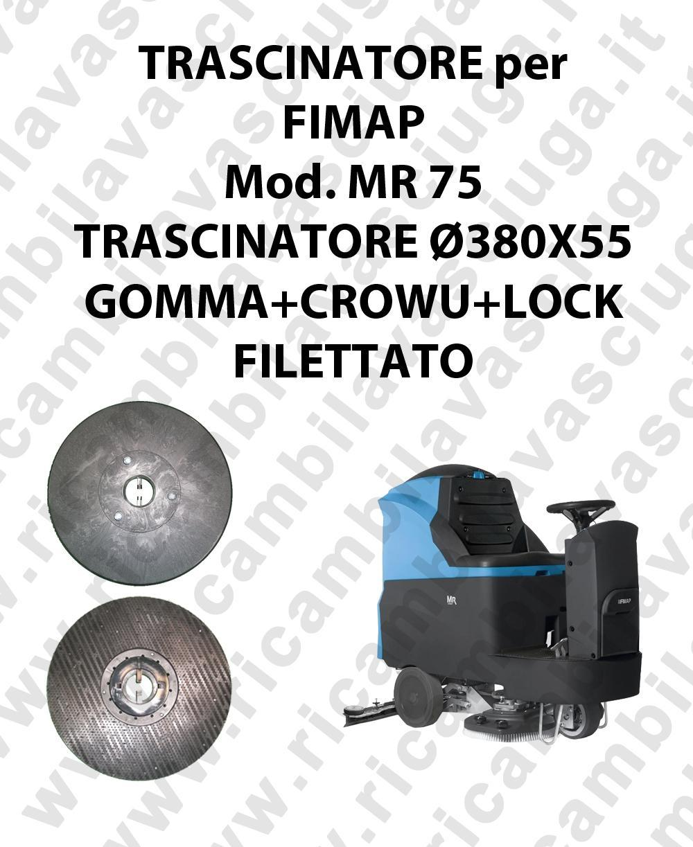 Padholder for scrubber dryer FIMAP model MR 75