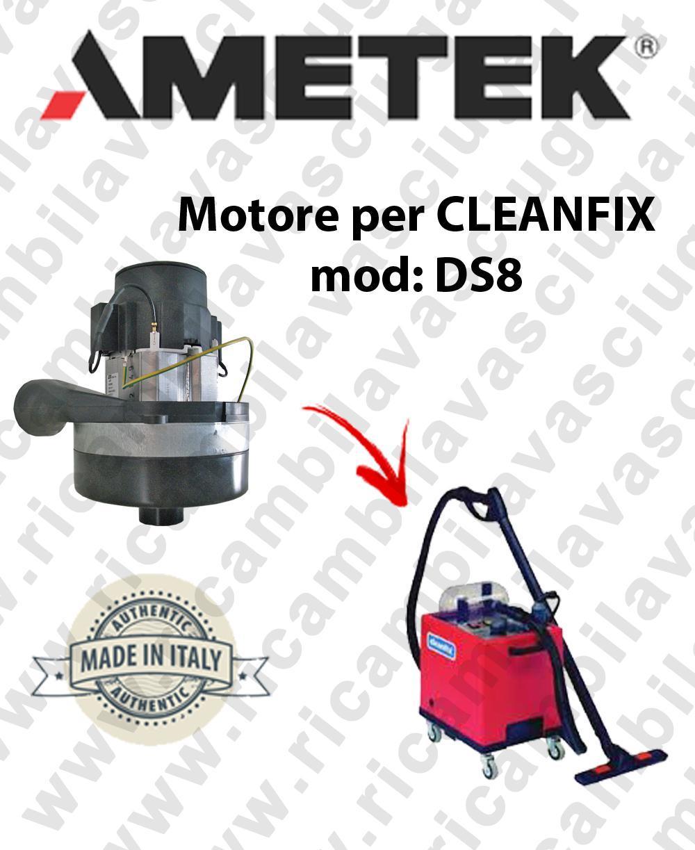 DS8 AMETEK Vacuum motor for scrubber dryer CLEANFIX
