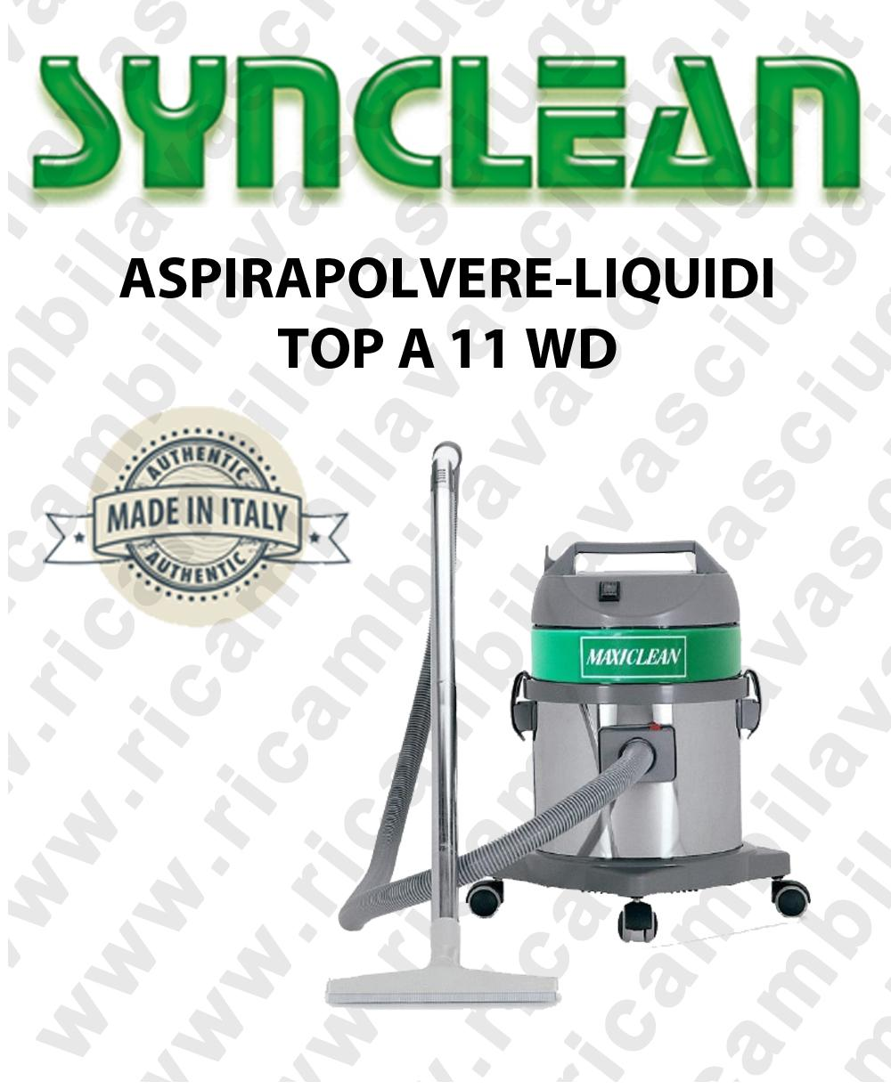 MAXICLEAN PRO A 11 WD vacuum cleaner wet and dry SYNCLEAN