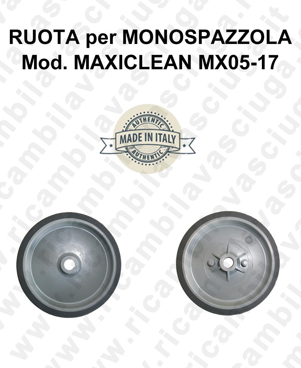 RUOTA for single disc MAXICLEAN MX05-17