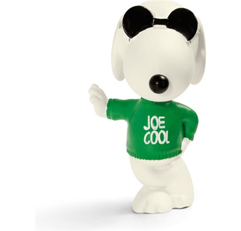 SCHLEICH PEANUTS SNOOPY JOE COOL 22003