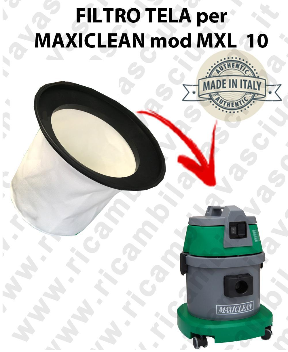 Canvas filter for vacuum cleaner MAXICLEAN model MXL10 - BY SYNCLEAN