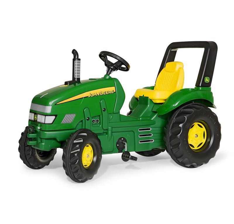 ROLLY TOYS ROLLYX-TRAC TRATTORE JOHN DEERE 035632