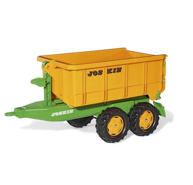 ROLLY TOYS ROLLYCONTAINER RIMORCHIO JOSKIN 123216