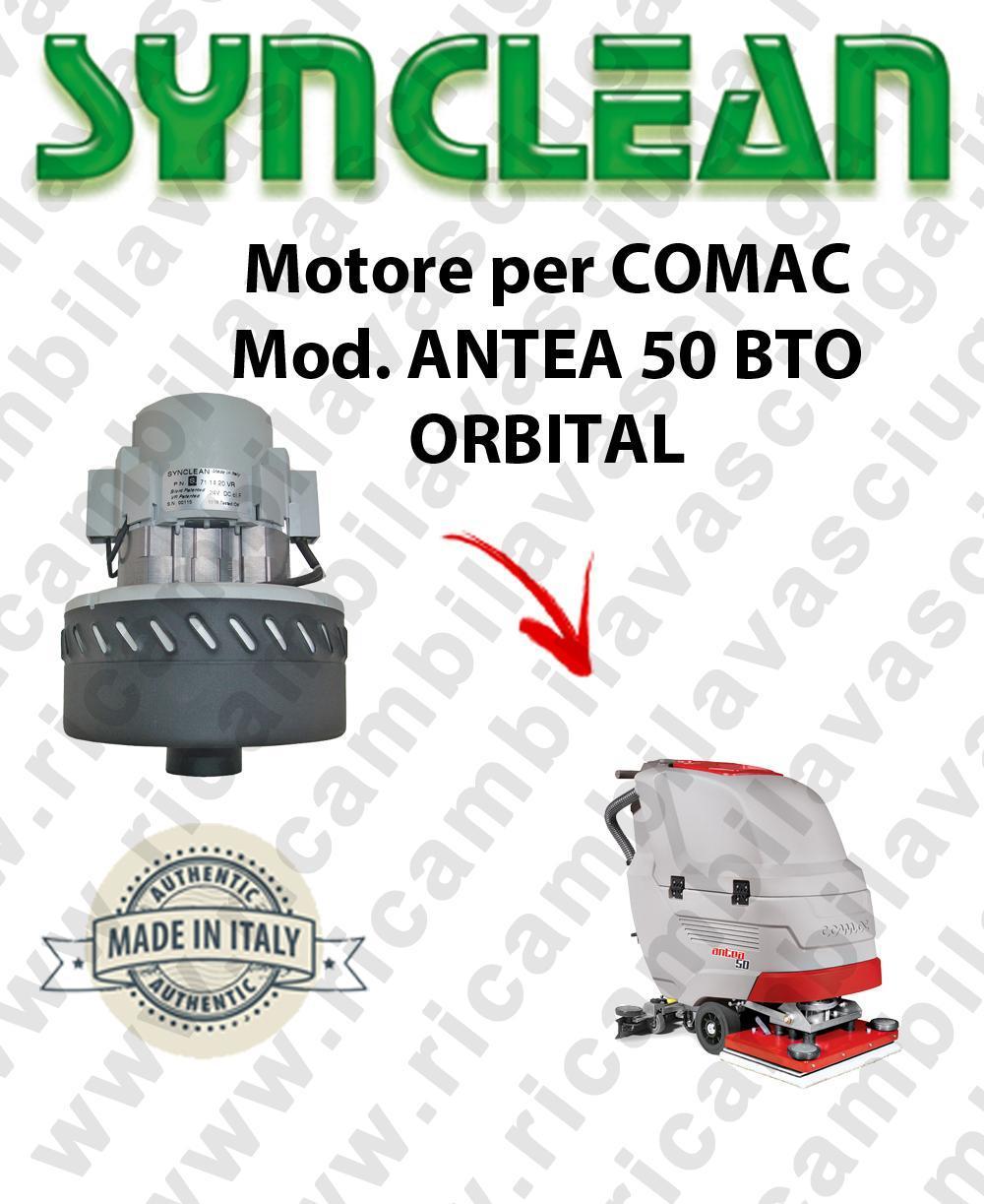 ANTEA 50 BTO ORBITAL Vacuum motor SYNCLEAN for scrubber dryer COMAC