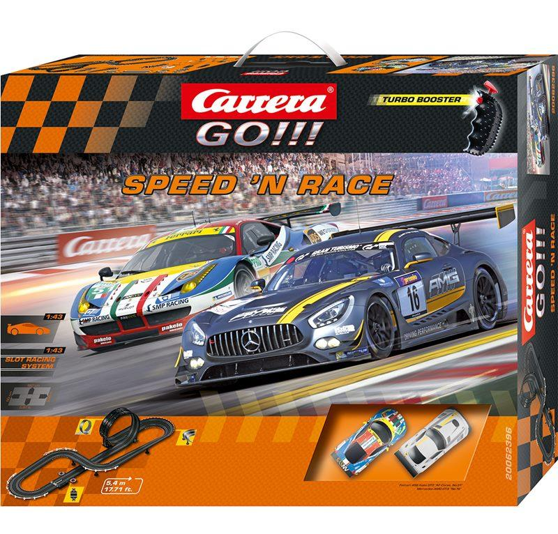 CARRERA GO!!! SPEED'N RACE cod. 20062396