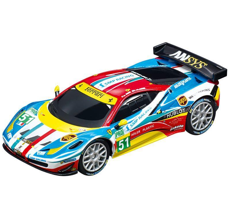 CARRERA GO!! FERRARI 458 ITALIA GT2 AF CORSE NO. 51 cod. 20064053