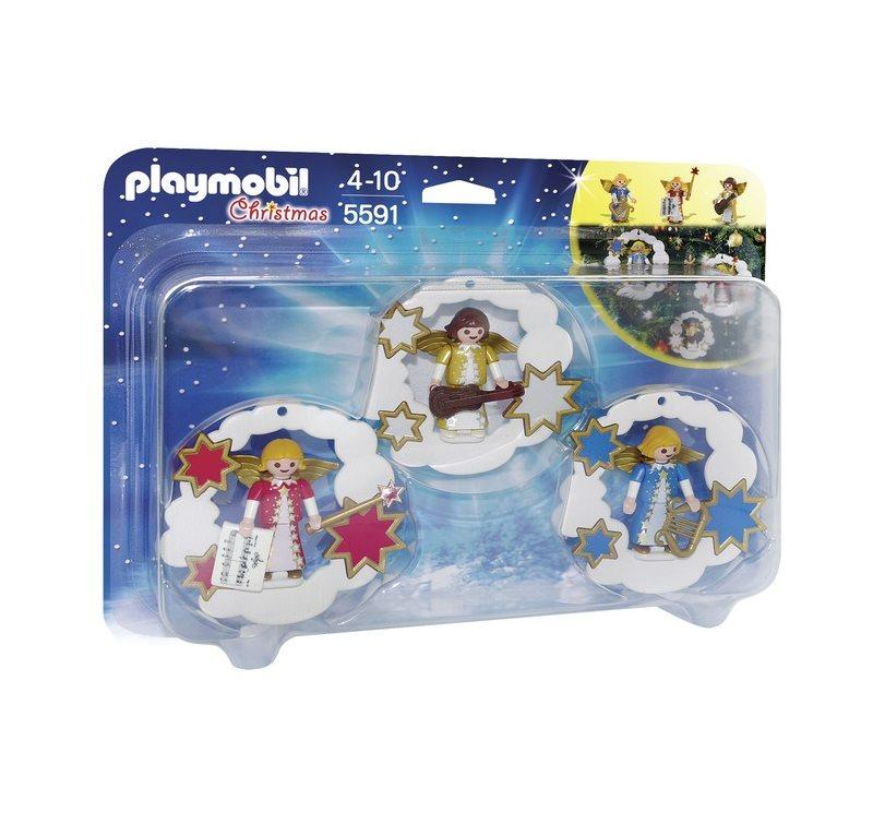 PLAYMOBIL ANGELI DECORATIVI 5591