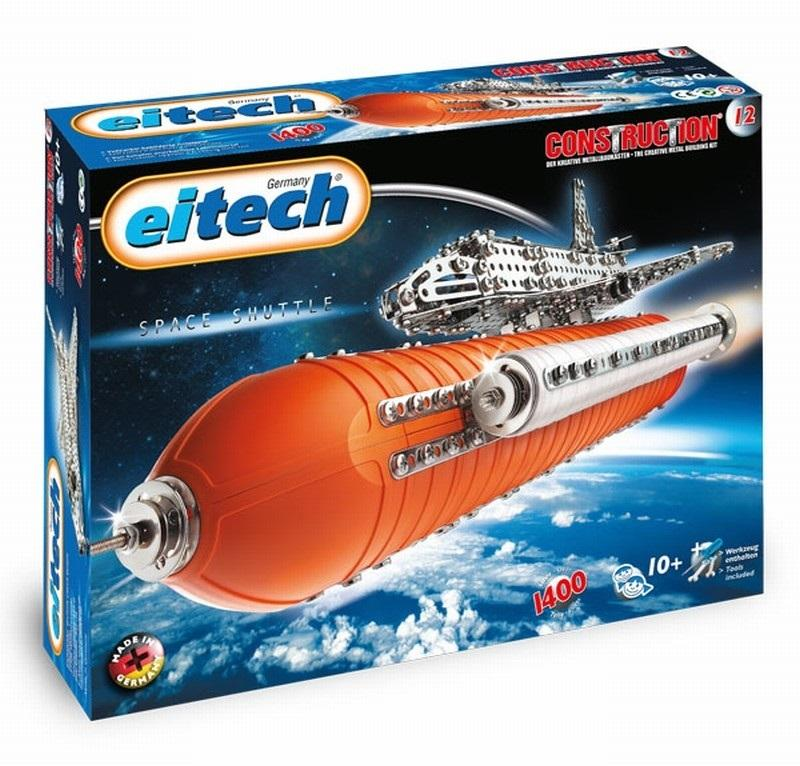 EITECH SPACE SHUTTLE DELUXE C 12