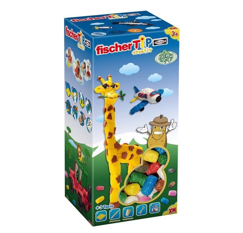 FISCHERTIP TIP BOX XM 360 PEZZI cod. 41622
