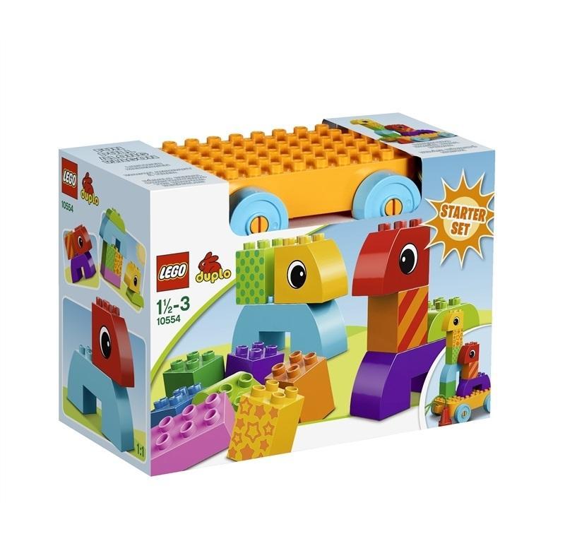 LEGO DUPLO MATTONCINI & CO. TIRA E GIOCA 10554