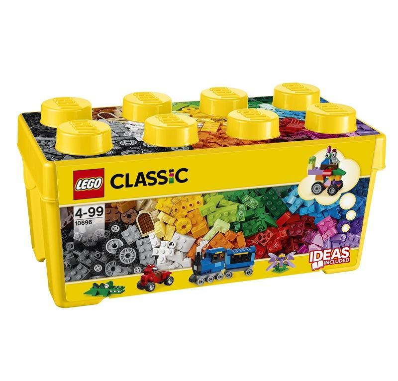 LEGO CLASSIC SCATOLA MATTONCINI CREATIVI 10696