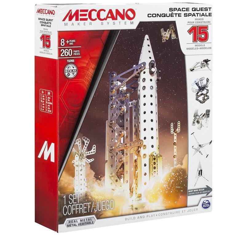 MECCANO RICERCA NELLO SPAZIO cod. 15205/6026302