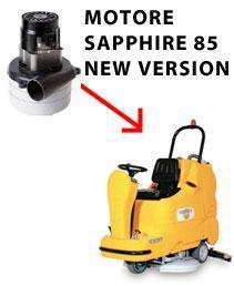 Sapphire 85 36 volt (NEW) Motore de aspiración para fregadora Adiatek