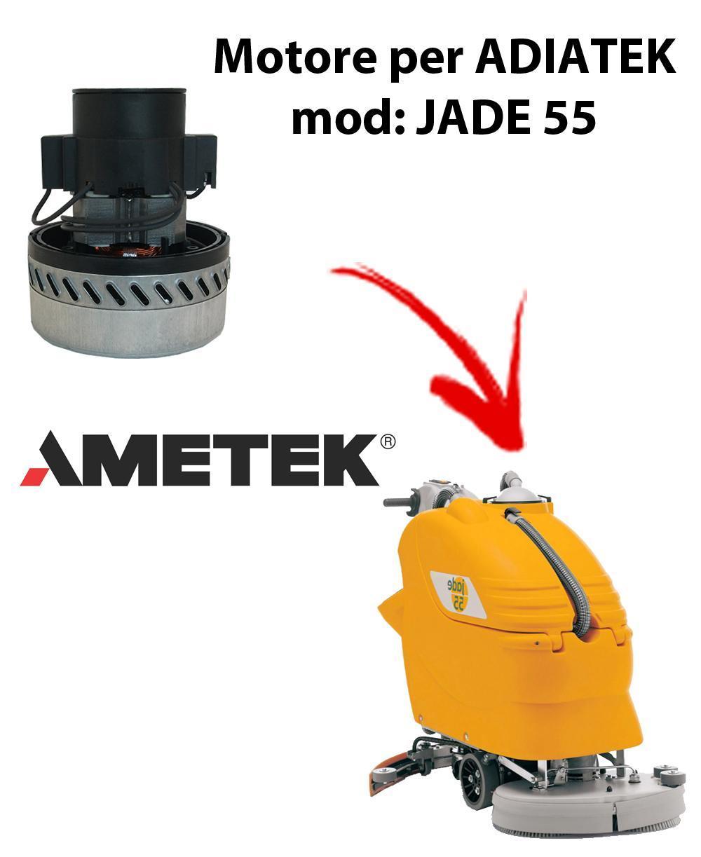 Jade 55 Motore de aspiración Ametek Italia  para fregadora Adiatek