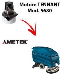 5680 Motore de aspiración Ametek para fregadora TENNANT