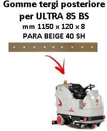 ULTRA 85 BS  goma de secado trasero Comac