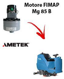 Mg 85 B   Motore de aspiración Ametek para fregadora Fimap