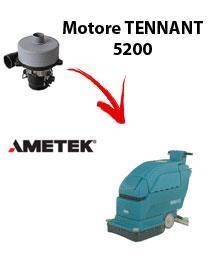 5200 Motore de aspiración Ametek para fregadora TENNANT
