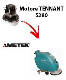 5280 Motore de aspiración Ametek para fregadora TENNANT