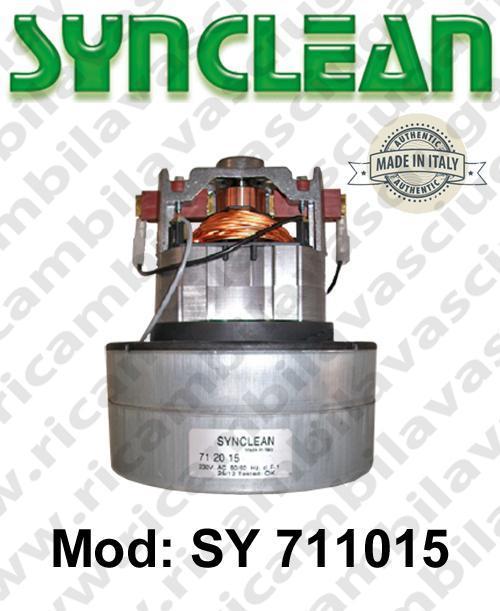 Motore de aspiración SY 712015 SYNCLEAN para aspiradora