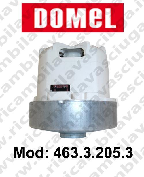 Motore de aspiraciónDOMEL 463.3.205-6 para aspiradora