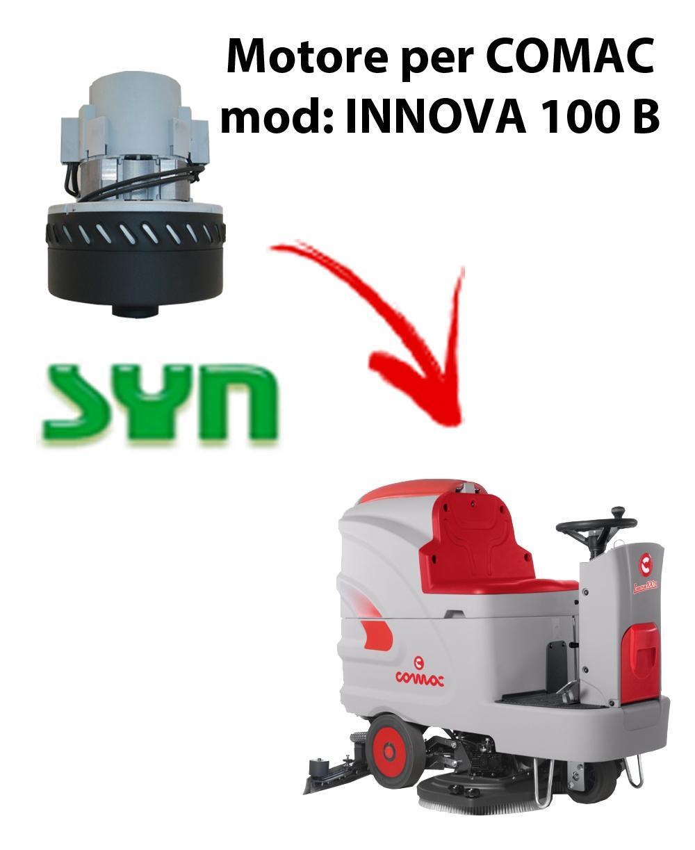 INNOVA 100 B Motore de aspiración SYN para fregadora Comac