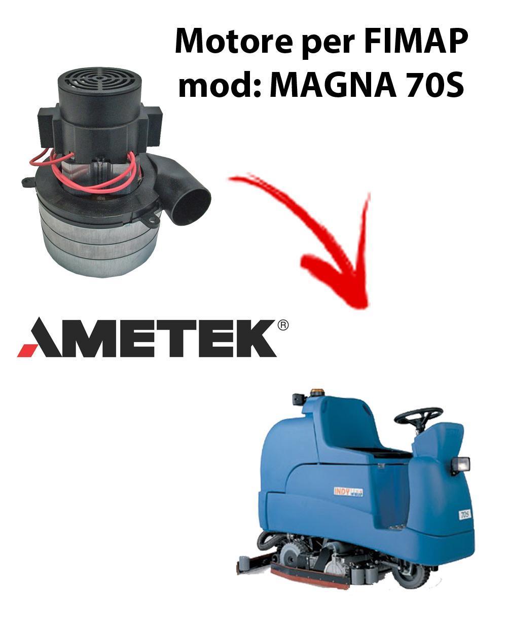 MAGNA 70S  Motore de aspiración Ametek Italia  para fregadora Fimap