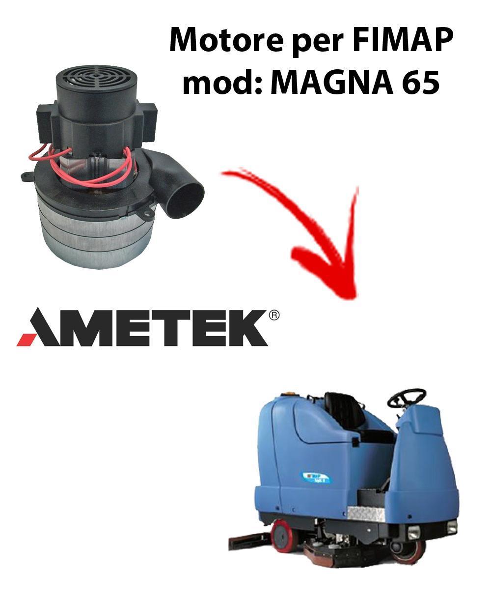MAGNA 65 Motore de aspiración Ametek Italia  para fregadora Fimap