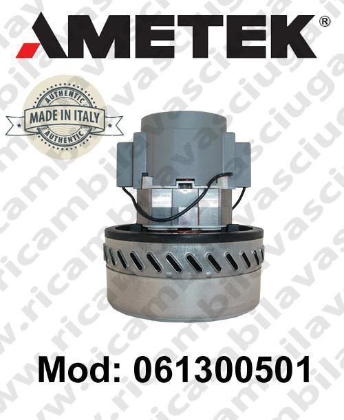Motore de aspiración 061300501 AMETEK ITALIA para fregadora y aspiradora