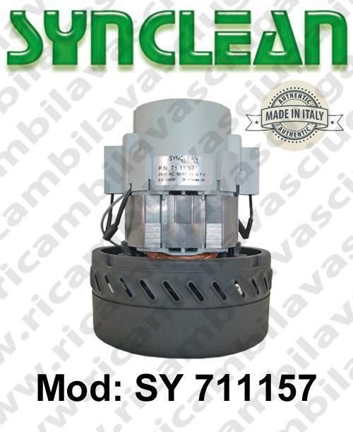 Motore de aspiración SY 711157 SYNCLEAN para fregadora y aspiradora