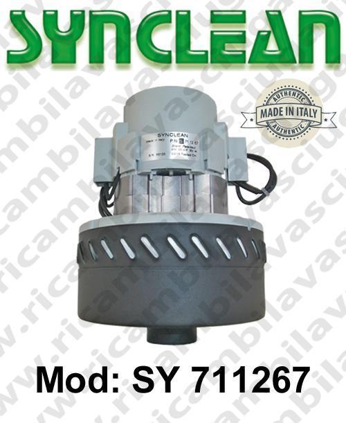 Motore de aspiración SY 711267 SYNCLEAN para fregadora