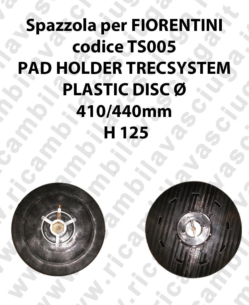 PAD HOLDER TRECSYSTEM  para fregadora FIORENTINI
