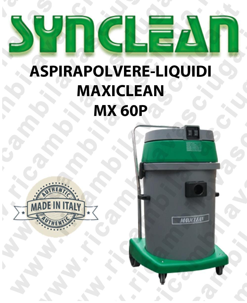 MAXICLEAN MX 60P aspiradora aspiraliquidi SYNCLEAN