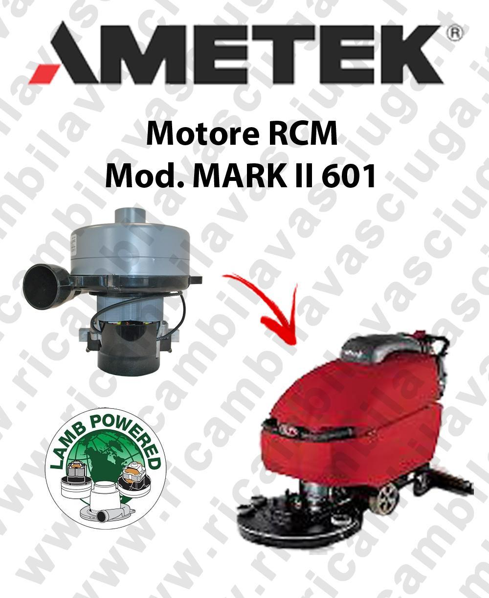MARK II 601 motor de aspiración LAMB AMETEK fregadora RCM