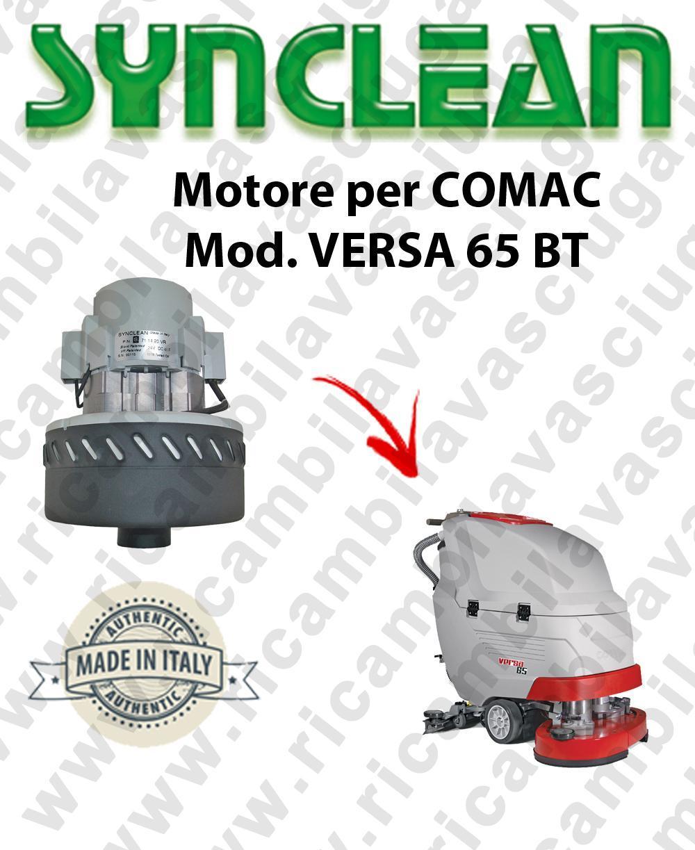 VERSA 65 BT motor de aspiración SYNCLEAN para fregadora COMAC
