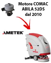 ABILA 52DS 2010 Saugmotor Ametek für scheuersaugmaschinen Comac (von der Seriennummer 113002718)