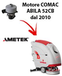 ABILA 52CB 2010 Saugmotor Ametek für scheuersaugmaschinen Comac (von der Seriennummer 113002718)