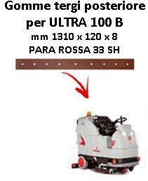 ULTRA 100 B Hinten Sauglippen für scheuersaugmaschinen COMAC